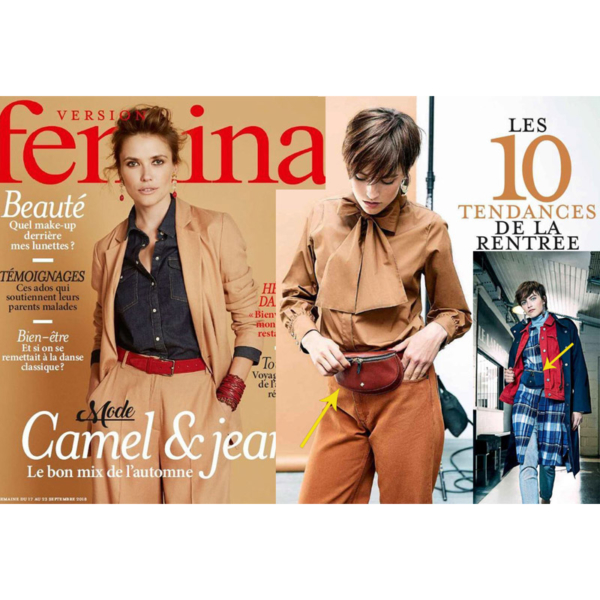 VERSION FEMINA - 9 SEPTEMBRE 2018