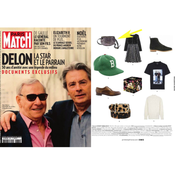 PARIS MATCH - NOVEMBRE 2019
